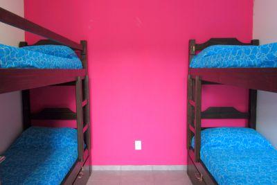 Hostel De los Colores - Habitación 4p. compartida Piriápolis