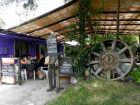 Restaurante La Cueva del Sapo.  Las Flores