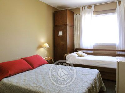 Nuevo Hotel Ciudadela - Hab. Triple Matrimonial