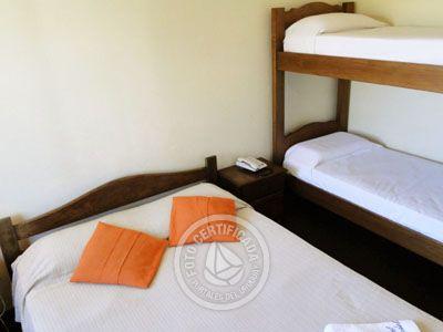 Nuevo Hotel Ciudadela - Hab. Cuádruple