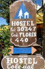 Hostel Colonial - Hab. Triple Colonia
