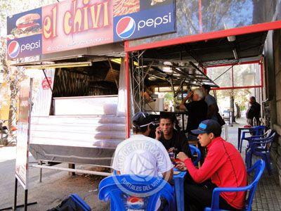 Restaurantes - Comidas Carrito El Chivi Carmelo