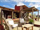 Hotel La Perla del Cabo -  Doble matrimonial frente al Mar Cabo Polonio