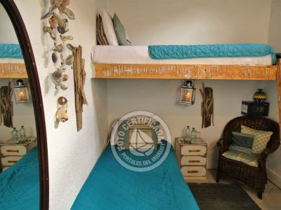 La Perla del Cabo - Doble interior con camas individuales