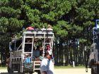 transporte Ingreso a Cabo Polonio -  Transporte 4x4 Cabo Polonio