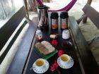 Camping Boutique Amaranto Valizas Desayuno en Turismo