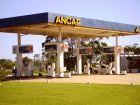 Transport Estación de servicio ANCAP La Coronilla