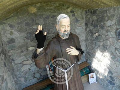 Gruta del Padre Pío