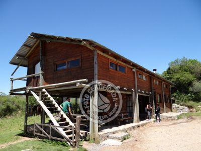 Parque Salto del Penitente - Refugios
