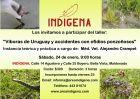 Indígena invita a participar de un nuevo taller: