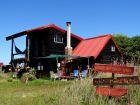 Cabin Puerta Mágica - Frente Cabo Polonio
