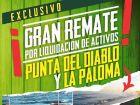 Evento Sábado 18 de abril: Gran Remate 40 solares en Punta del Diablo y La Paloma! Punta del Diablo