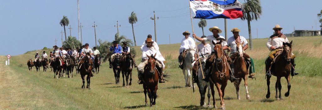 Desfiles y Actividades tradicionales