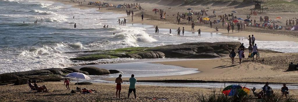 Playa de la Viuda Diciembre 2016