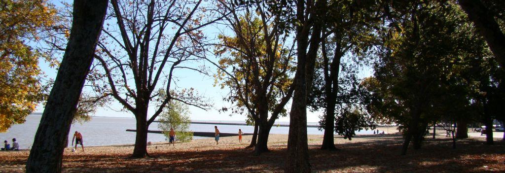 Balnearios para descansar a orillas del río