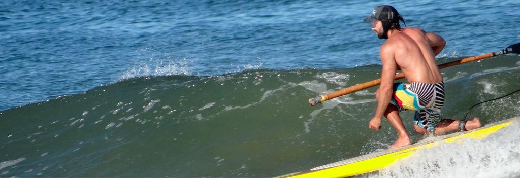 Surfing - Olas que quiebran perfectas e invitan a ser surfeadas