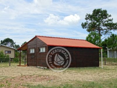 Camping de la Viuda - La Cabaña