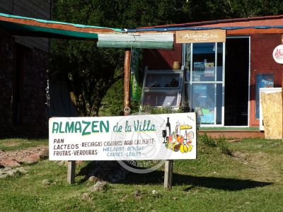 Almacén - Almazén de la Villa Villa Serrana