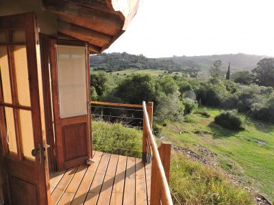 Cabaña Bascuadé  Villa Serrana