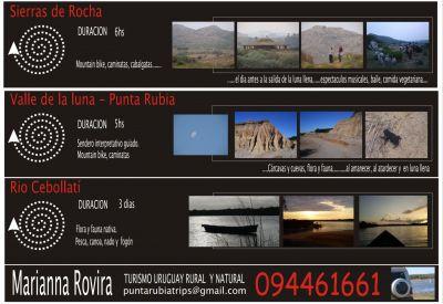 Paseos y Actividades Marianna Rovira Rocha