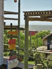 Cabaña Luz interior - Cabaña Punta del Diablo