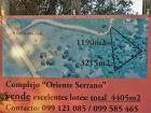 Oriente Serrano - Terrenos - Villa Serrana