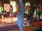 Clases de Yoga - Octógono Om Shanti Villa Serrana
