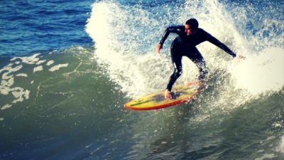 Costa: Surf al este del este