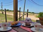 Halo de la Viuda Café - Punta del Diablo