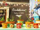Ecodelcoco - Objetos de diseño