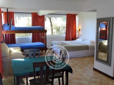 Aquarella - Habitación familiar - Punta del Diablo