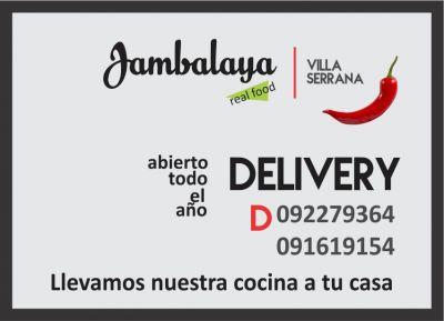 Jambalaya - Delivery