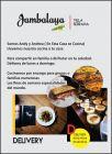 Jambalaya Delivery - Villa Serrana
