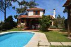 Casa Hermoso hogar con piscina climatizada. 2d, 2b, 300m playa Piriápolis y balnearios cercanos