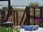 El Jardín de Elisa - Suite doble al mar - arriba