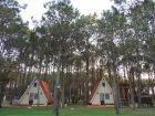 Camping Punta del Diablo - Cabaña