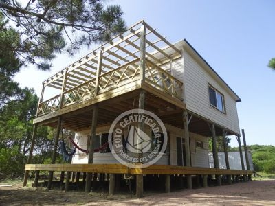 Al Sur del atardecer - Eco House