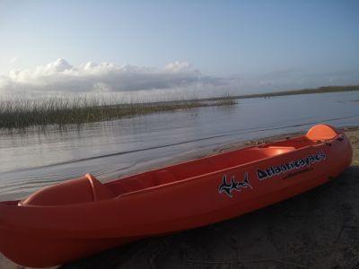Alquiler y paseos en kayak