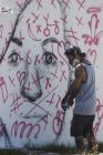 Museo al aire libre - Graffitis Jose Gallino - Punta del Diablo