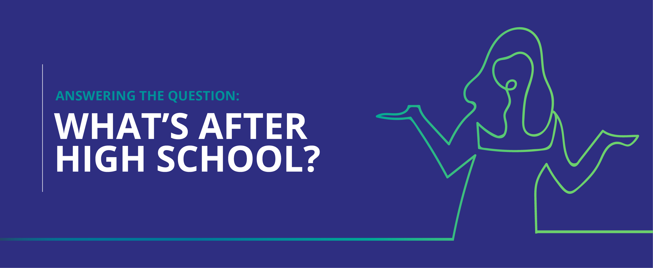 Answering the Question: What's After High School?