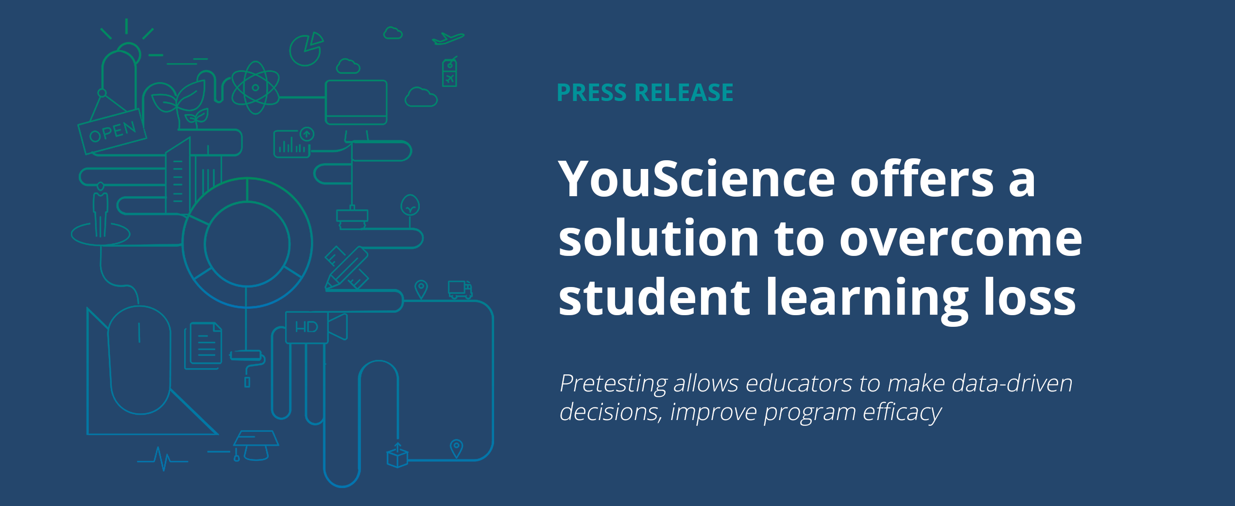 YouScience offers a solution to overcome student learning loss