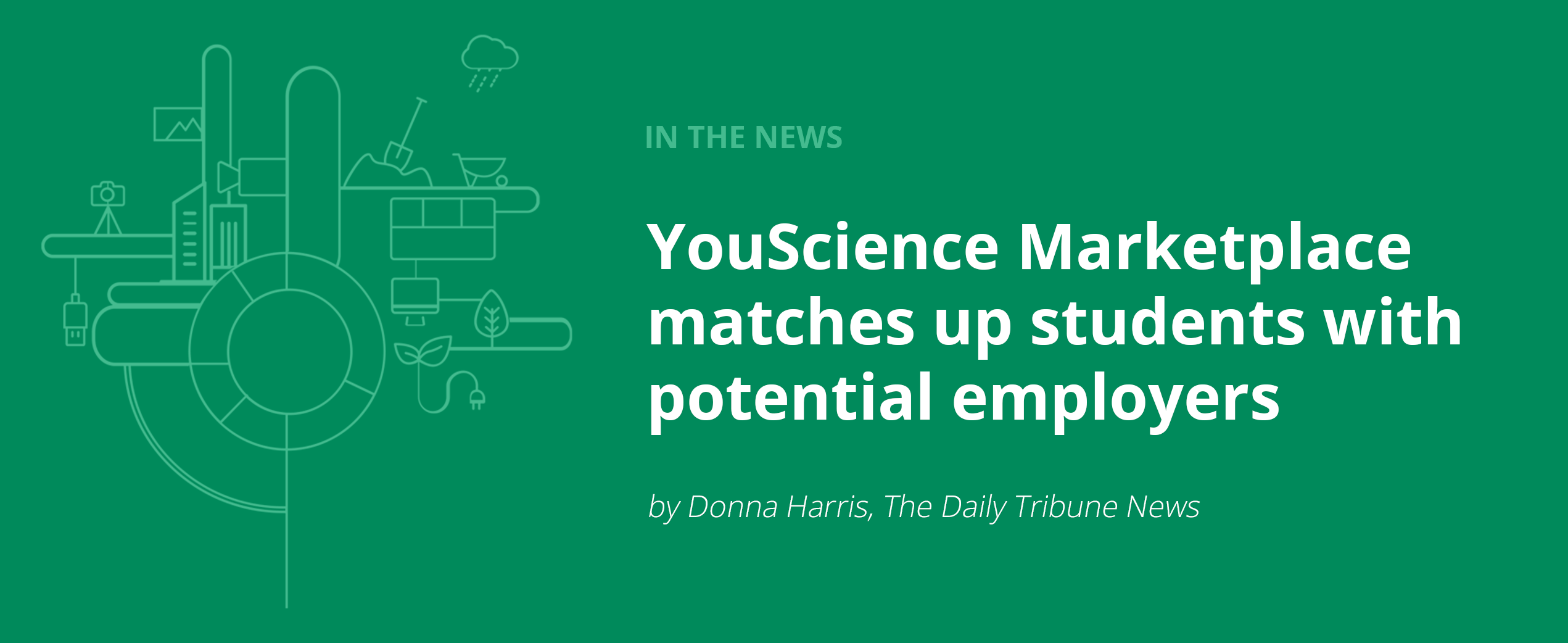 YouScience Marketplace matches up students with potential employers