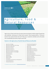 Exam-Bundle-Agriculture-Food-&-Natural-Resources