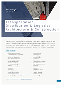 Exam-Bundle-Transportation-Distribution-&-Logistics-Architecture-&-Construction