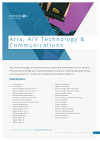Exam-Bundle-Arts,-AV-Technology-&-Communications