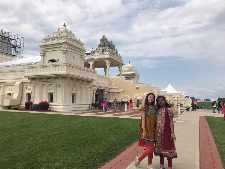 Sanjana and Nandini