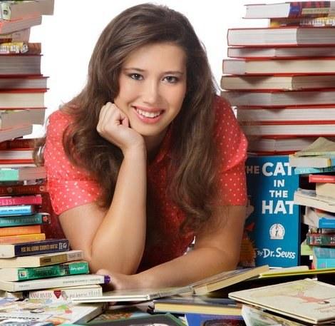 Mackenzie Bearup of Sheltering Books