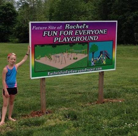Rachel Ritchie - Peace Fund Radio Hero of the Week
