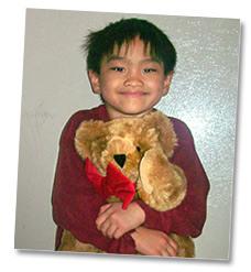 Elijah and his bear
