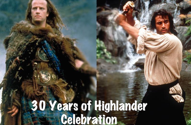 Highlander Through the Years